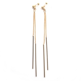 "<img src=""comfortable-pierced-look-minimal-dangle-gold-chain-bar-invisible-clip-on-earrings61.jpg"" alt=""pierced look and comfortable Pierced look and comfortable dangle minimal gold bar chain invisible clip on earrings 耳環夾 ノンホールピアス イヤリング""/>"