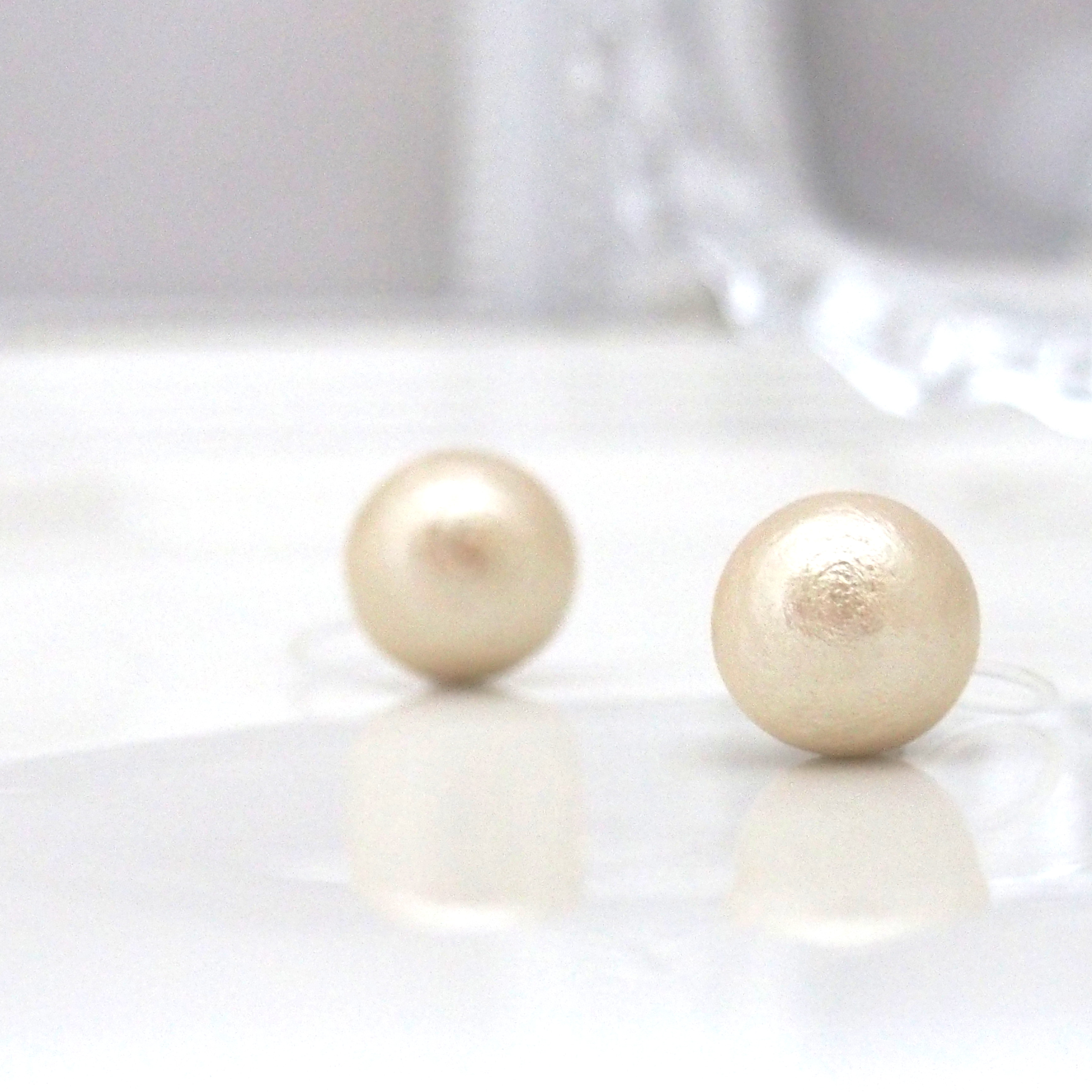For Your Wedding Or Your Friend's Wedding, Are You Looking For Simple And  Lustrous Pearl Clip On Earrings?