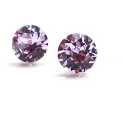 "<img src=""light-purple-violet-swarovski-crystal-invisible-clip-on-earrings-non-pierced-earrings-14.jpg"" alt=""pierced look and comfortable light purple violet swarovski crystal invisible clip on earrings""/>"