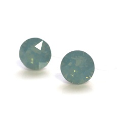 """<img src=""""pacific-opal-light-green-swarovski-crystal-invisible-clip-on-earrings-non-pierced10.jpg"""" alt=""""pierced look and comfortable Pacific Opal Swarovski Crystal Invisible Clip On Earrings, Mint Green Swarovski Clip Earrings, Non Pierced Earrings, Comfortable Clip Ons""""/>"""
