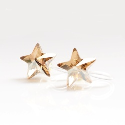 "<img src=""shooting-star-golden-shadow-swarovski-crystal-invisible-clip-on-earrings-non-pierced-earrings20.jpg"" alt=""pierced look and comfortable golden orange golden shadow swarovski crystal invisible clip on earrings""/>"