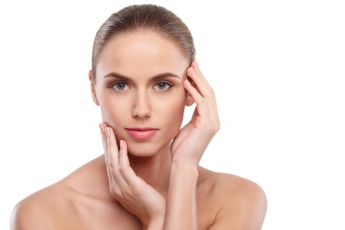 Hypoallergenic earrings_cotton pearl gold titanium earrings