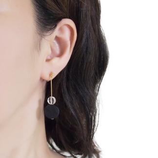 Super lightweight comfortable invisible clip on earrings