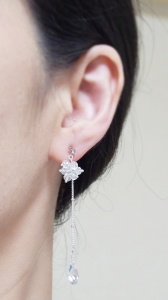 "<img src=""/dangle-long-silver-wedding-drop-crystal-invisible-clip-on-earrings13.jpg"" alt=""beaded crystal and silver chain drop invisible clip on earrings MiyabiGrace""/>"
