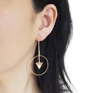 "<img src=""Comfortable pierced look gold double sided hoop arrow ball bar modern dangle invisible clip on earrings Miyabi Grace (4).jpg"" alt=""Pierced look comfortable dangle gold double sided circle long chain hoop invisible clip on earrings 4"">"