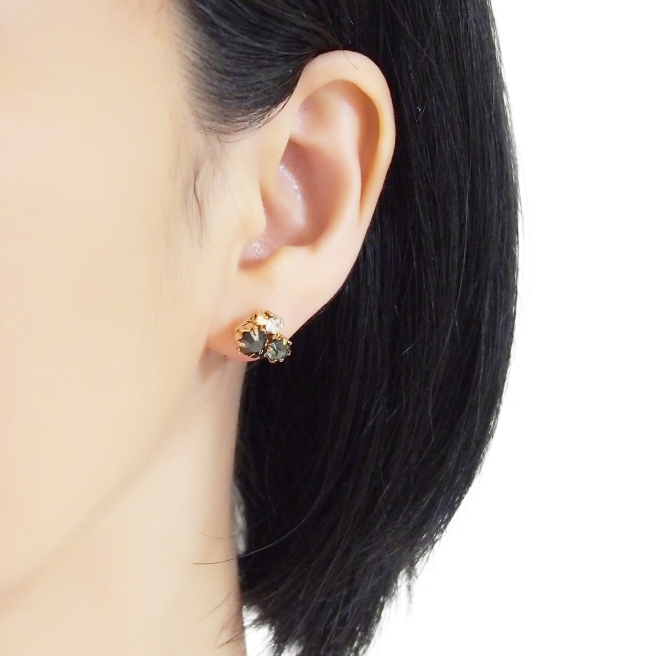Ideal clip on earring gifts for special events  Feminine