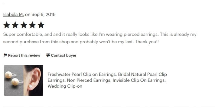 testimonials invisible clip on earrings Miyabi Grace1.jpg
