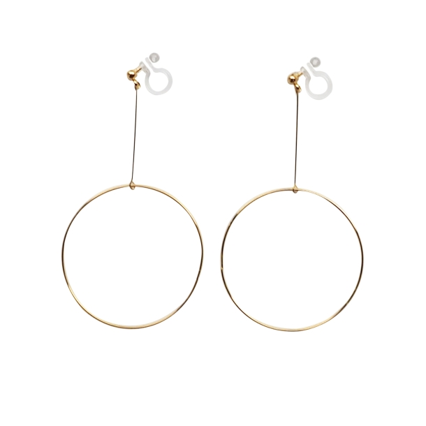 Comfortable-pierced-look-elegant-large-gold-round-circle-hoop-dangle-Invisible-clip-on-earrings-Miyabi-Grace3.jpg
