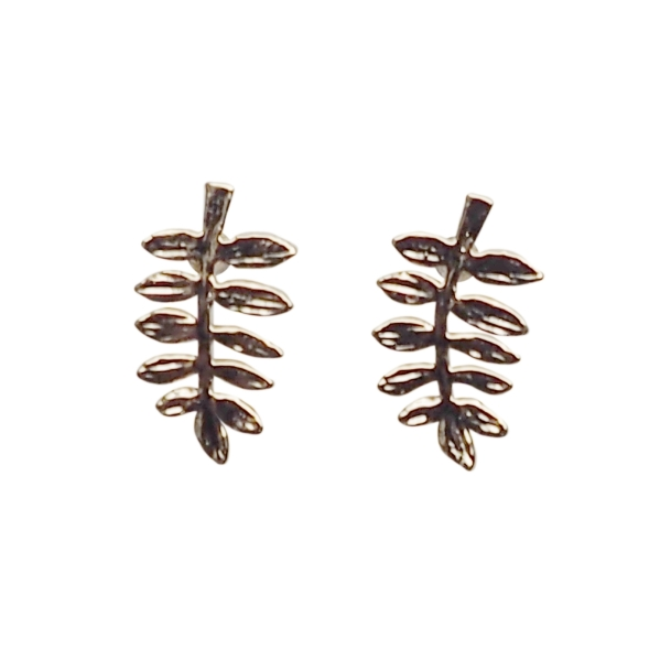 Comfortable-pierced-look-Gold-Leaf-Leaves-Branch-Invisible-clip-on-stud-earrings-Miyabi-Grace (5).jpg